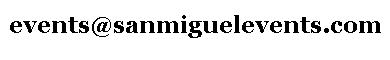 guide San Miguel de Allende