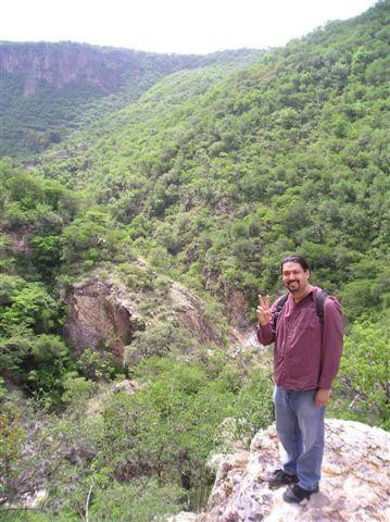 garza cliff-side